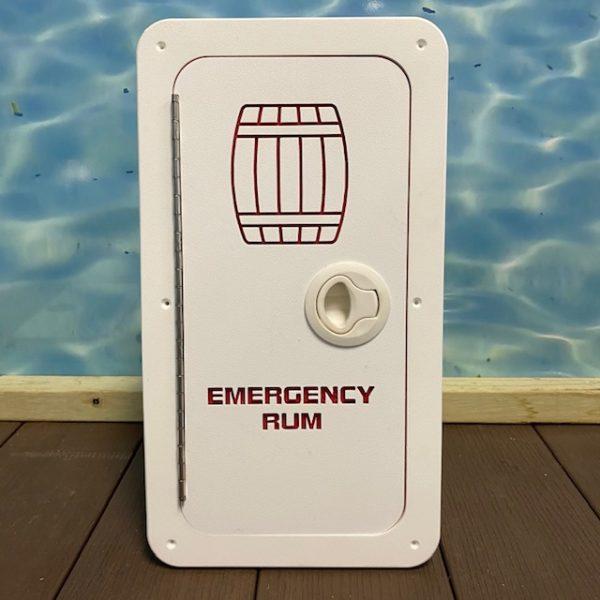 Emergency Rum Storage Box
