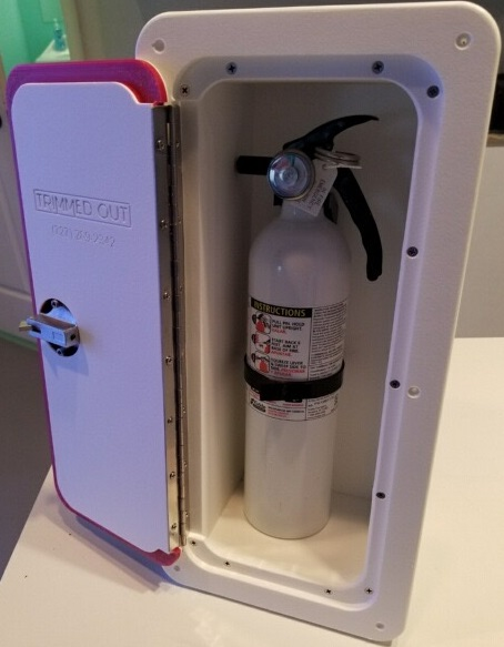 Large Fire Extinguisher