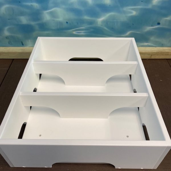 plano tackle box holders for boats