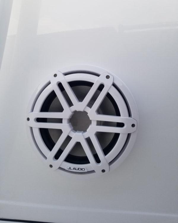 "JL Audio 10"" M3/M6 Subwoofer Spacer Ring"