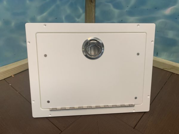 tilt out glove box storage box for boat