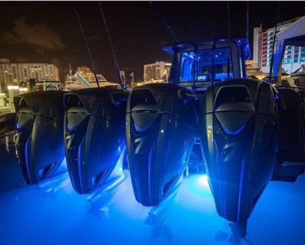 Shadow-Caster Single Zone Lighting Controller Boat LED Light Yacht Light