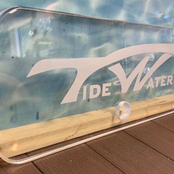 Tidewater Livewell Lid
