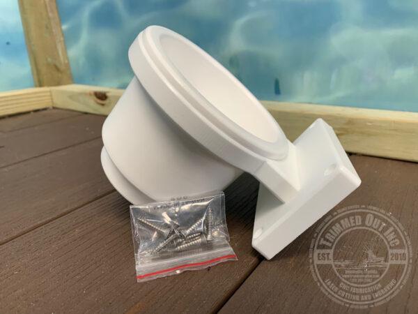 Single Drop-In Cup Holder- Side Mount