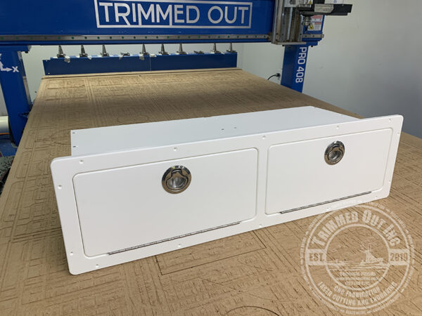 Tackle Center With Drawers Tackle Tray Holder