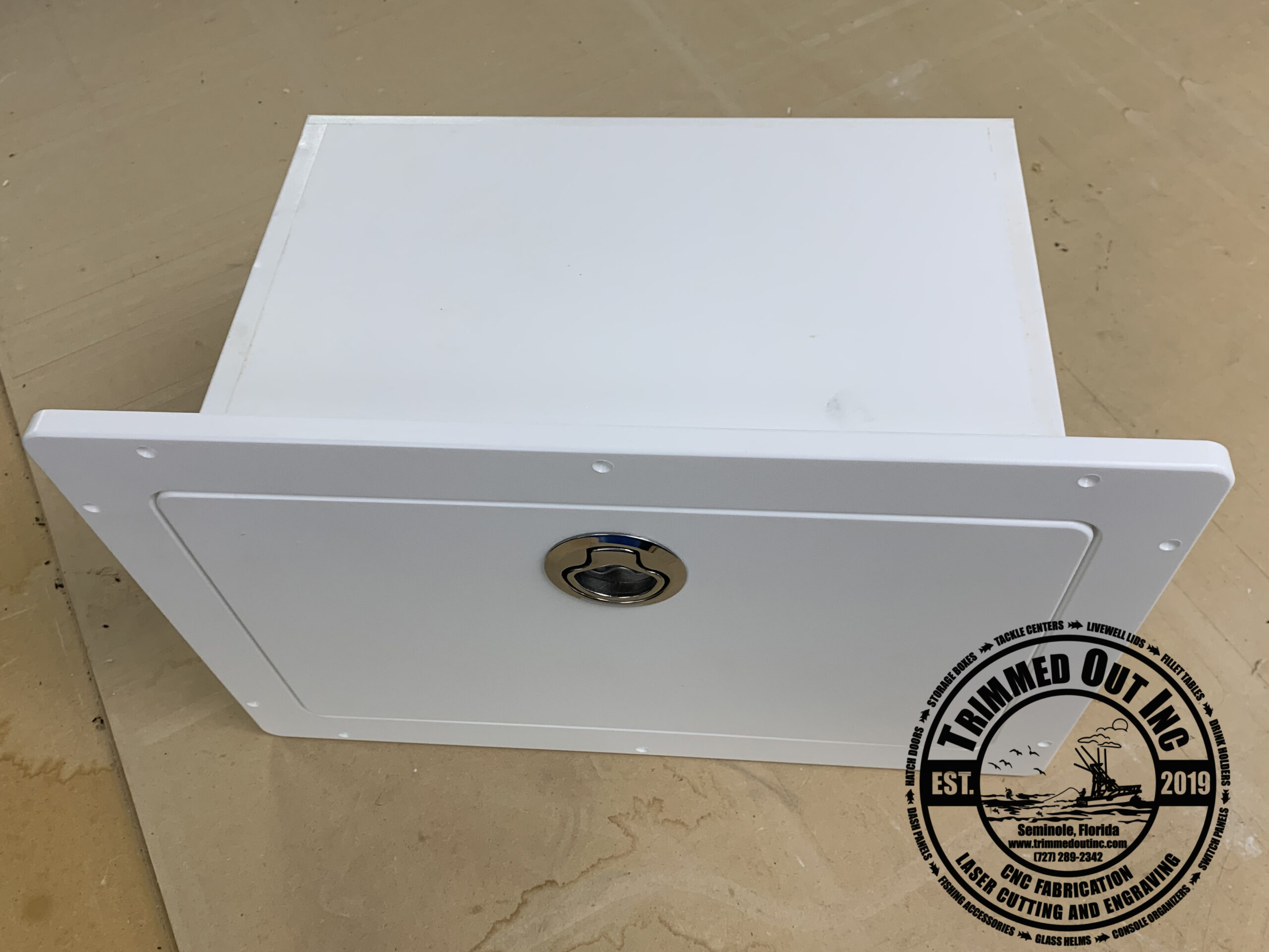 Pull Out Drawer Storage Box
