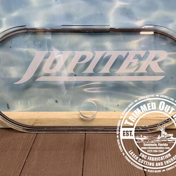 Jupiter 26 Livewell Lid