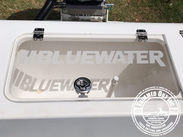 Bluewater 2350-2550 Livewell Lid